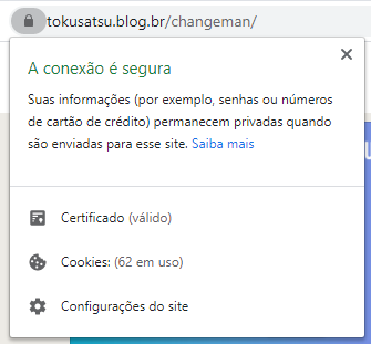certificado ssl - blog seguro